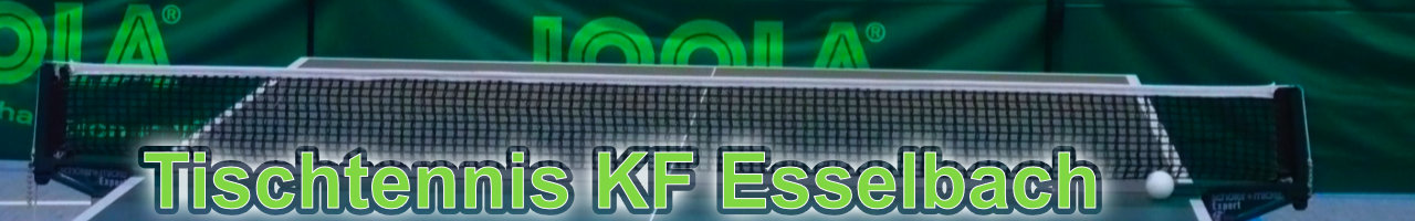 Tischtennis KF Esselbach